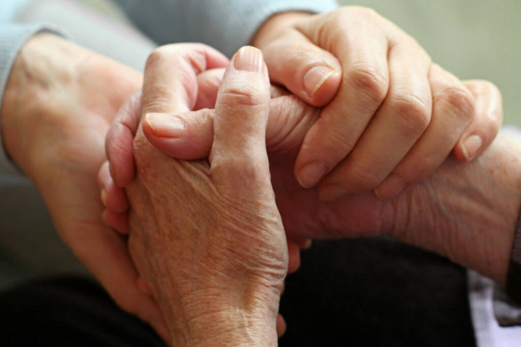 Helping Hands. We are here to provide you the home care you need.